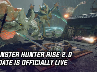 Monster Hunter Rise 2.0 update is officially live