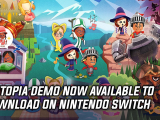 Miitopia demo available to download prior to launch on Switch