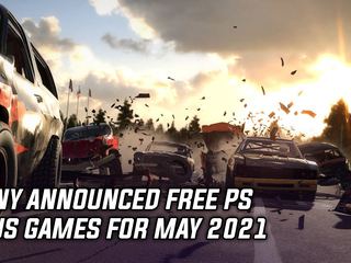 Sony announced free PS Plus games for May 2021