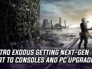 Metro Exodus to get a next-gen port on consoles