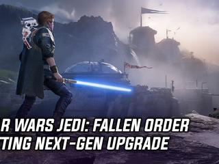 Star Wars Jedi: Fallen Order getting next-gen upgrade this Summer
