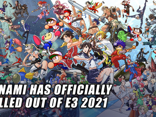 Konami has officially pulled out of E3 2021