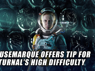 Housemarque offers tip on Returnal's difficulty
