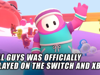 Fall Guys was officially delayed on the Switch and Xbox