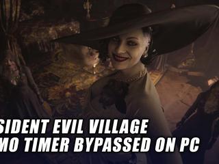 Resident Evil Village demo timer bypassed on PC