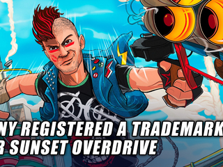 Sony has registered a trademark for Sunset Overdrive