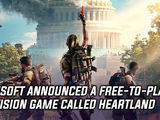 Ubisoft announced a free-to-play Division game called Heartland