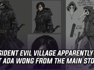 Resident Evil Village apparently cut Ada Wong from the main story
