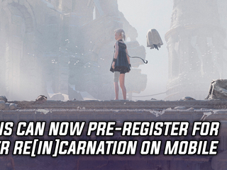 Square Enix has announced the pre-registration for NieR Re[in]carnation