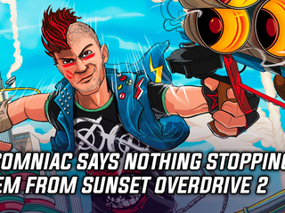 Insomniac says nothing stopping them from making Sunset Overdrive 2
