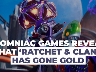 Insomniac Games Reveals 'Ratchet & Clank: Rift Apart' Has Gone Gold