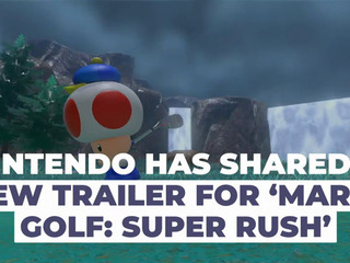 Nintendo Reveals New Game Modes and Character Roster in 'Mario Gold: Super Rush' Trailer
