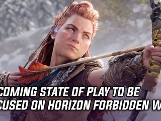 Upcoming State of Play to be dedicated to Horizon Forbidden West