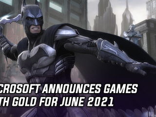Microsoft announces Games with Gold for June 2021