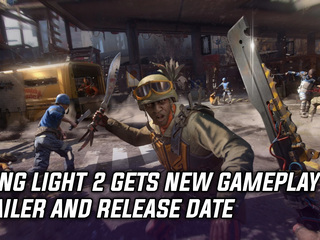 Dying Light 2 Stay Human to release on December 7, 2021