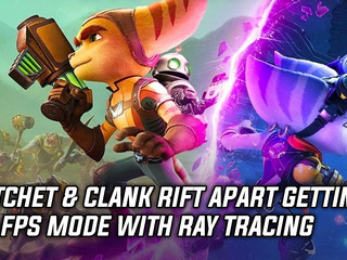 Ratchet & Clank Rift Apart getting Performance mode with Ray Tracing
