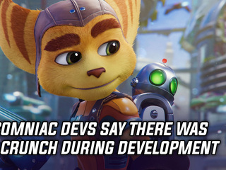 Insomniac devs say there was no crunch during development