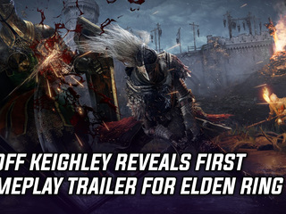 Geoff Keighley reveals first gameplay trailer for Elden Ring