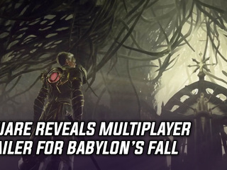 Square Enix shows off multiplayer gameplay for Babylon's Fall