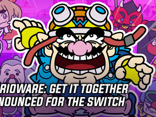 WarioWare Get It Together was announced during the E3 Nintendo Direct