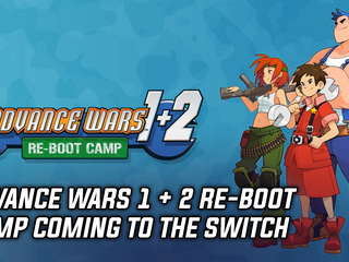Advance Wars 1 + 2 Re-Boot Camp coming to the Switch