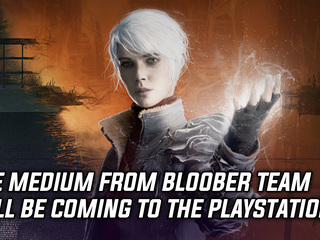 The Medium from developer Bloober Team will be coming to the PlayStation 5
