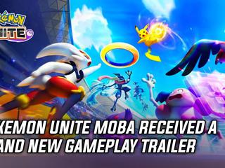 Pokemon Unite MOBA gets brand new gameplay trailer