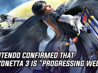 Nintendo confirmed that Bayonetta 3 is