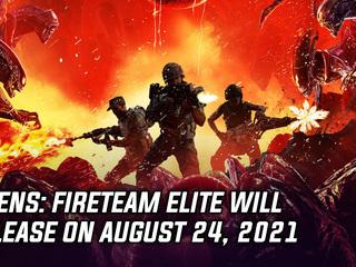 Aliens: Fireteam Elite will release on August 24, 2021