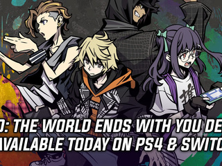 Neo: The World Ends With You demo available today