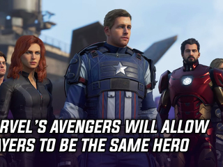 Marvel's Avengers will allow the same heroes in multiplayer soon