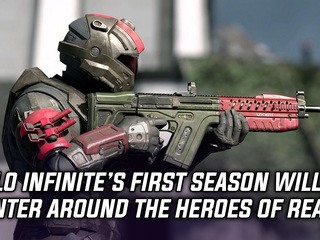 Halo Infinite's first season will revolve around the heroes of Reach