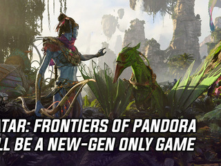 Ubisoft's Avatar: Frontiers of Pandora will be a new-gen only game
