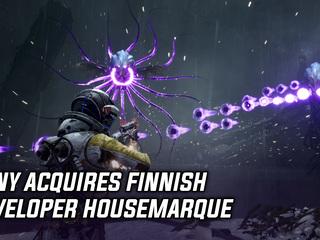 Sony acquires Finnish developer Housemarque