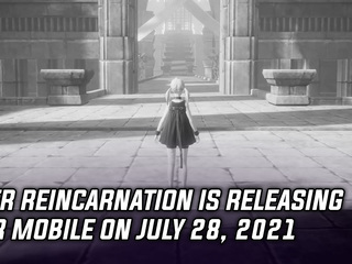 Nier Reincarnation is releasing for mobile on July 28, 2021
