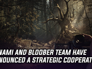 Konami and Bloober Team have announced a strategic cooperation agreement