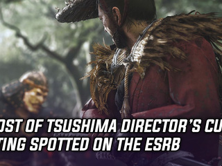 Ghost of Tsushima Director's Cut ESRB rating spotted