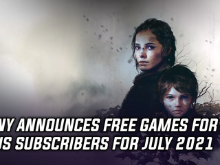 Sony announces free games for PS Plus subscribers for July 2021