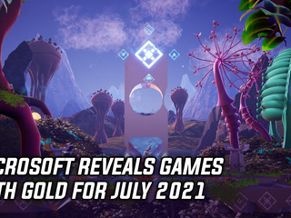 Microsoft reveals Games with Gold for July 2021