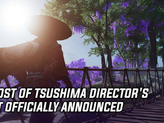 Ghost of Tsushima Director's Cut officially announced