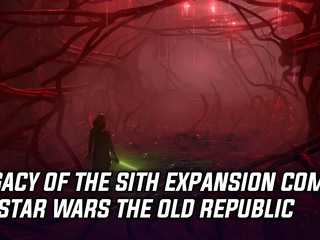 Legacy of the Sith expansion for Star Wars the Old Republic announced