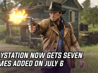 PlayStation Now gets seven games added on July 6