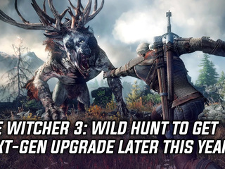 The Witcher 3: Wild Hunt to get next-gen upgrade later this year