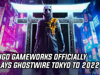 Tango Gameworks officially delays Ghostwire Tokyo to 2022