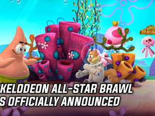Nickelodeon All-Star Brawl was officially announced