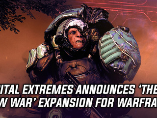 Digital Extremes revealed The New War expansion for Warframe