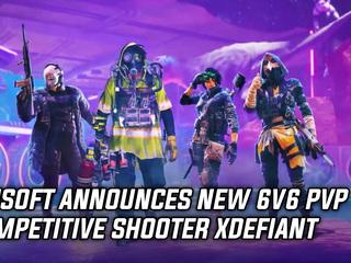 Ubisoft announces XDefiant competitive shooter