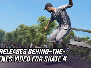 EA releases behind-the-scenes video for Skate 4