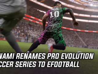 Konami officially rebrands Pro Evo Soccer as eFootball