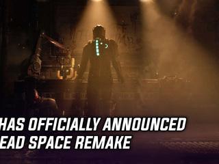 EA officially announces Dead Space remake